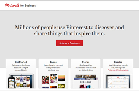 15 Cool Tips to Help Your Business Master Pinterest | Social Media, SEO, Mobile, Digital Marketing | Scoop.it