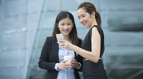 Chine : les nouvelles tendances du marketing digital | Luxe Radio | Accédez à l'état d'esprit du Luxe | Marketing digital - cross-canal - e-commerce | Scoop.it