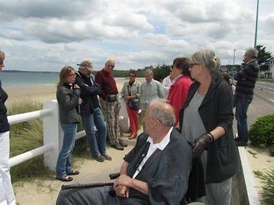 Une visite pour découvrir la naissance d'une station balnéaire , Saint-Cast-le-Guildo 16/06/2013 - ouest-france.fr   Office de Tourisme de Saint Cast le Guildo   Scoop.it