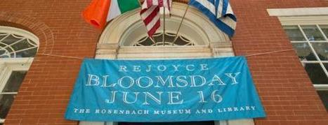 Bloomsday:The Rosenbach is proud to own James Joyce's manuscript of Ulysses | The Irish Literary Times | Scoop.it