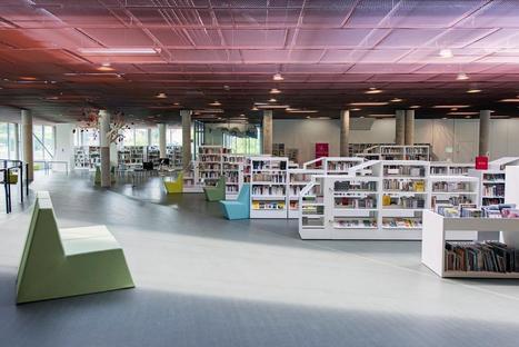 Nouvel aménagement de la médiathèque de Carvin | Bibliothèques en évolution | Scoop.it