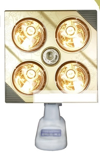 Đèn sưởi nhà tắm treo tường Kottmann 4 bóng mạ vàng - Đèn sưởi nhà tắm Hans. Đèn sưởi nhà tắm chính hãng | thammyvien | Scoop.it