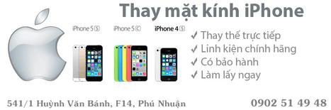 Thay màn hình iphone 5 / 5s giá bao nhiêu? | amaytinhbang | Scoop.it