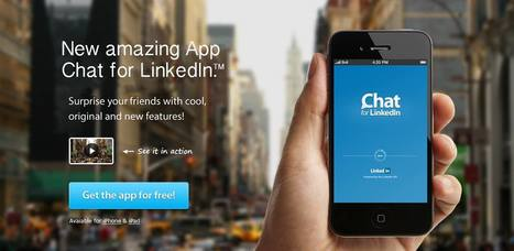 Your LinkedIn Contact at Your Fingertips by LinkedIn Chat App | Blink Chat for LinkedIn™ | Scoop.it