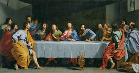 Jeudi saint   christian theology   Scoop.it