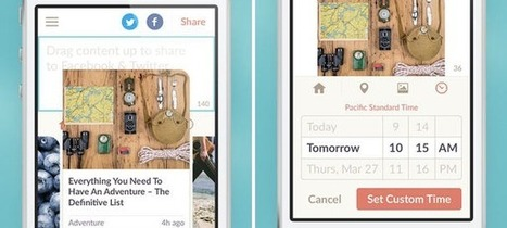 Klout : Application mobile iOS & Android pour la curation - WebLife | Curating ... What for ?! | Scoop.it