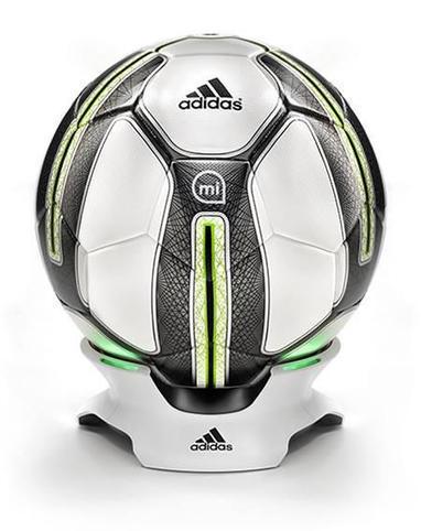 Adidas présente Smart Ball, un ballon de foot connecté | Télégestion et autre domotique | Scoop.it