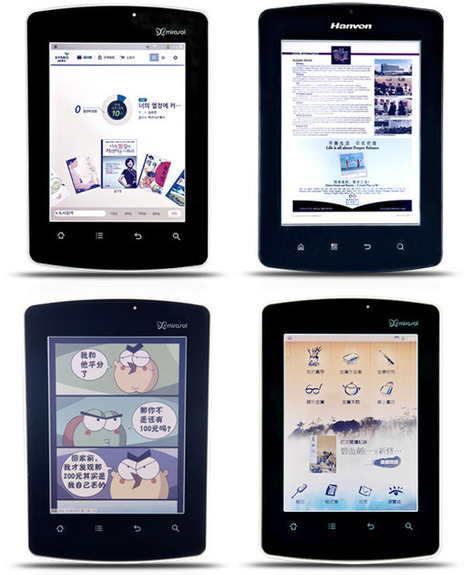 Why E-Readers Are Not Innovative Anymore | Litteris | Scoop.it