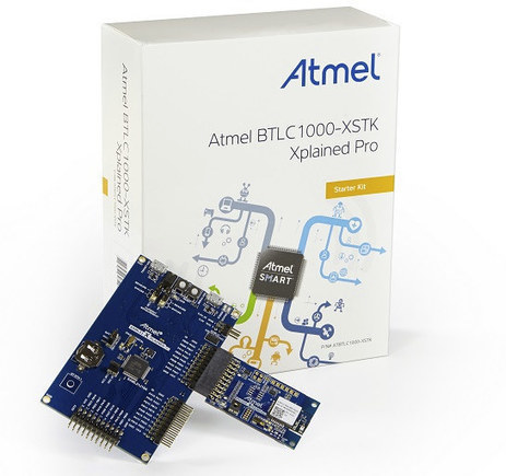 Atmel Unveils the World's Smallest Bluetooth 4.1 LE SoC, and BTLC1000 Xplained Pro Development Kit | Embedded Systems News | Scoop.it