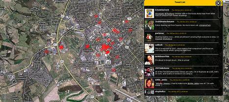 Web 3.0 Lab: Student tweet locations from Virginia Tech | SM | Scoop.it