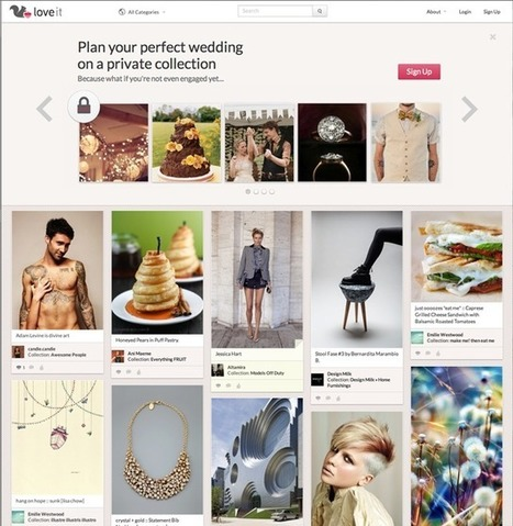 Should You Break Up With Pinterest for LoveIt? | Share Some Love Today | Scoop.it