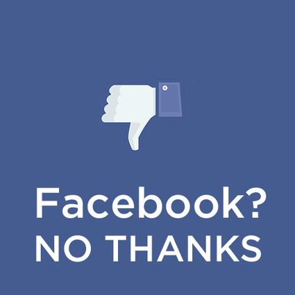 Facebook Is Not Part of My Social Strategy | Social Media Today | Sports Entrepreneurship – Maas 4004376 | Scoop.it