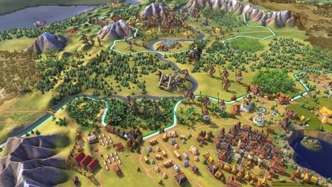 Civilization VI's Cities Are Like Nothing CivHas Done Before | Learning on the Digital Frontier | Scoop.it