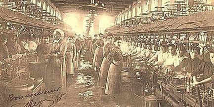 Archives: une plongée dans l'industrie de la soie à Uzès | Nos Racines | Scoop.it