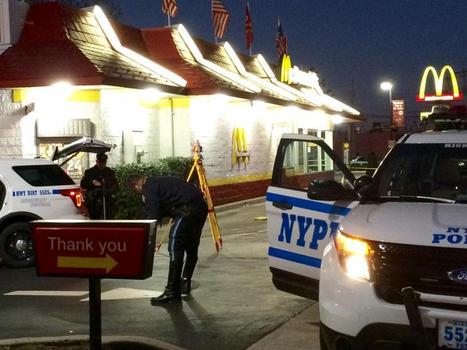 Man fighting for life after being run over at McDonald's   Executive Coaching Growth   Scoop.it