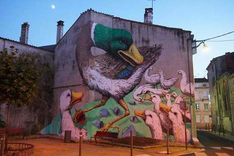 Rencontre avec Eric Surmont, directeur artistique de la Winterlong Galerie | Interviews graffiti et Hip-Hop | Scoop.it