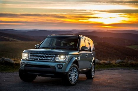 Land Rover Discovery | Chefauto | Scoop.it