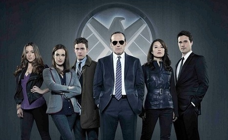 L'agent Coulson ja té l'equip S.H.I.E.L.D a punt!   Series TV   Scoop.it