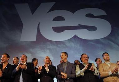 Scottish independence bets on green energy | Reuters | My Scotland | Scoop.it