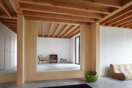 [ Asse, Belgium] dnA House / BLAF Architecten | The Architecture of the City | Scoop.it