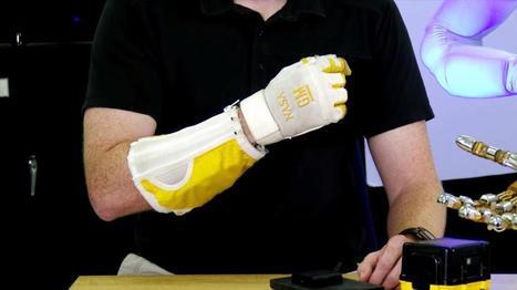 RoboGlove : la super force à portée de main | Libre de faire, Faire Libre | Scoop.it
