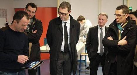 Lorient. Une formation aux nouvelles technologies   Ouest France Entreprises   BAC PRO Gestion Administration   Scoop.it