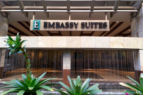 Hawaiian Hospitality at its Best at Embassy Suites Waikiki Beach Walk - Suitcase Stories   Luxury Travel   Scoop.it
