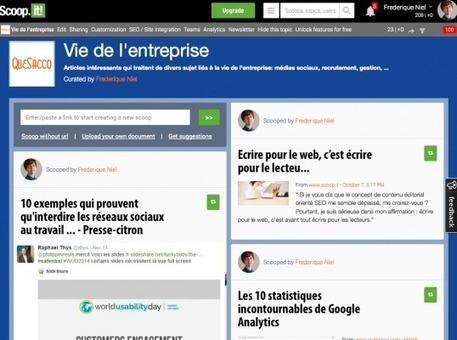 Curation de contenu: 3 étapes pour bien faire | Social Media - Web Marketing | Scoop.it