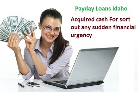 Getting Payday Loans Idaho Takes Three Simple Steps… | Payday Loans Idaho | Scoop.it