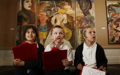 'Learning happens everywhere, not just in the classroom' - Telegraph | Resrach | Scoop.it