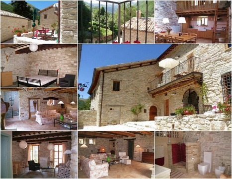 Best Le Marche Properties for Sale: Casa Papavero, Bolognola | Le Marche Properties and Accommodation | Scoop.it