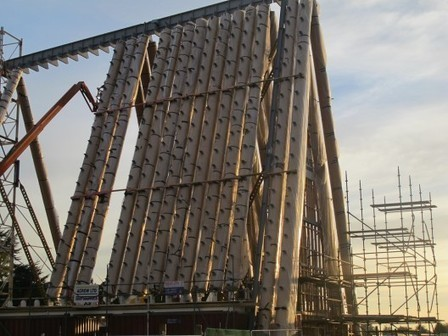 [New Zealand] Shigeru Ban's Cardboard Cathedral Underway | The Architecture of the City | Scoop.it