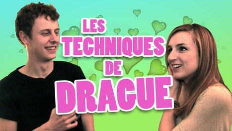 Norman nous présente les techniques de drague avec humour | Célibat, couple, rencontres | Scoop.it