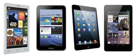 De beste 7-inch tablets voor het lezen van ebooks - eReaders.nl | Tablets in onderwijs - Tablets in Education | Scoop.it