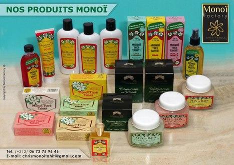 Monoi Tiki Tahiti   par Aloha Monoi Factory | Products by Aloha Monoi Factory | Scoop.it
