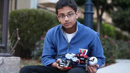12-year-old invents Braille printer using Lego set | Sustain Our Earth | Scoop.it