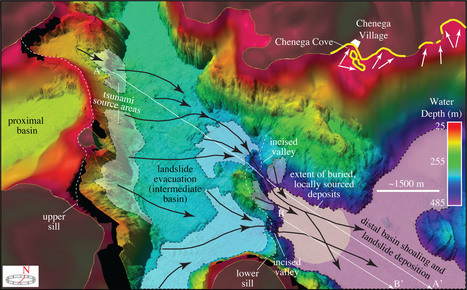 Seafloor Mapping Reveals Cause of 1964 Tsunami that Destroyed Alaskan Village   Geology   Scoop.it