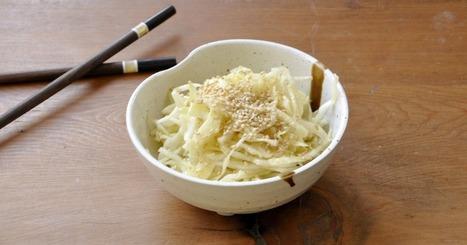 Comment faire une salade de chou blanc comme au resto japonais ? - Diaporama 750 grammes | #EatingCulture #EasyCooking | Hobby, LifeStyle and much more... (multilingual: EN, FR, DE) | Scoop.it