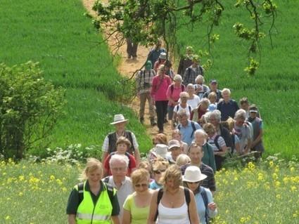 Walks And Walking - Lincolnshire Wolds Walking Festival 2013 | Walks And Walking | Scoop.it
