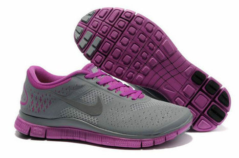 Nike Free 4.0 V2 Femme 002 [NIKEFREE 048] - €61.99 | nike free chaussures | Scoop.it