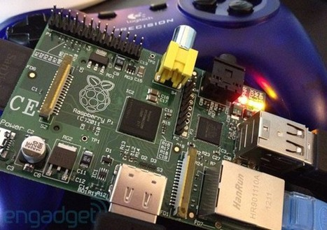 Raspberry Pi creator doesn't expect a sequel in 2013 - Engadget   Raspberry Pi   Scoop.it
