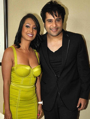 Finally, wedding bells to ring on Krushna and Kashmera! | Online Gossips | Scoop.it