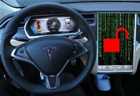 """Hackers gonna hack"", la Model S à l'épreuve des intrusions ... - Tesla Magazine 