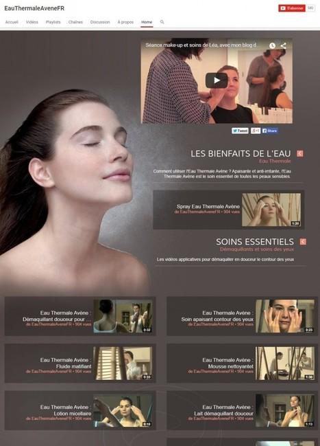 Marketing digital cosmétiques: La stratégie d'Avène - Markentive | Marketing et Communication Innovante | Scoop.it