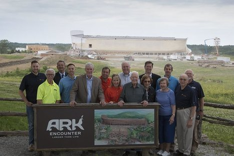 President Jimmy Carter Tours Ark Encounter | Conformable Contacts | Scoop.it