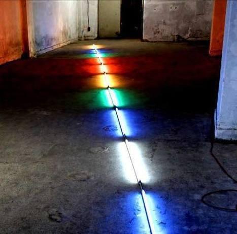 Vikenti Komitski: Another neon piece of art | Art Installations, Sculpture, Contemporary Art | Scoop.it