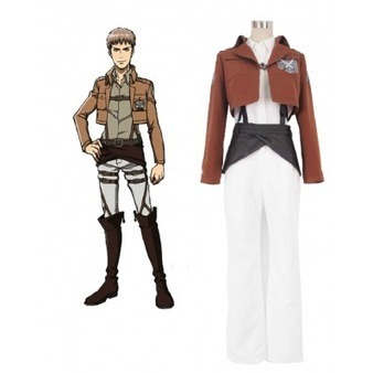 Attack on Titan Trainee Class Uniform Cosplay Costume | Cosplay Costumes | Scoop.it