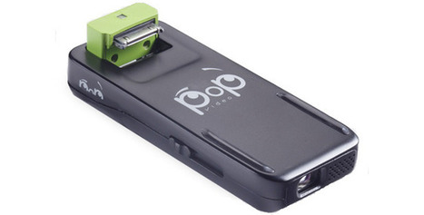 Apple Ideas: Pop Video es un proyector portátil para iPhone e iPod ... | #IPhoneando | Scoop.it