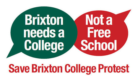 """Community to hold a """"Hands Around The College"""" demonstration to save ... - BrixtonBuzz 
