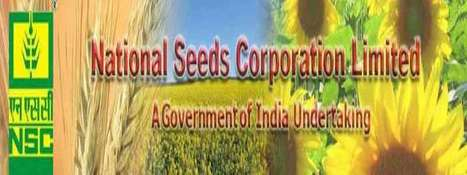 NSC (National Seeds Corporation Limited) Recruitment 2015 at Haryana, Hisar Last Date : 07-09-2015   acmehost   Scoop.it